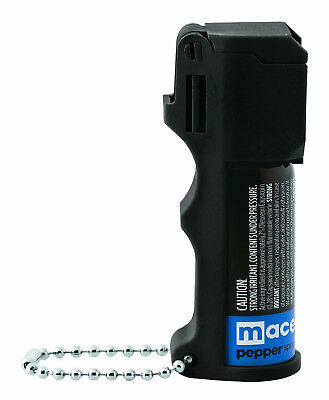 Mace Security International Triple Action Pepper Spray 11Gm W/Keychain 80141