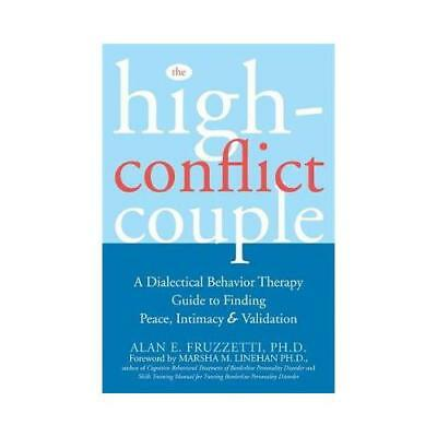 The High Conflict Couple by Alan E. Fruzetti (author)