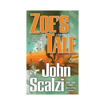 Zoe's Tale by John Scalzi (author)