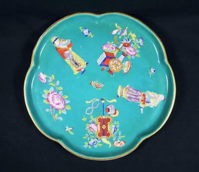 Chinese Antique Republic Porcelain Large Plate or Tray