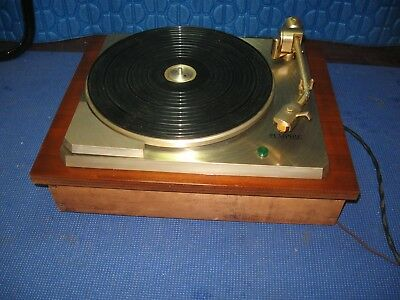 Empire 498 Turntable with 980 Tonearm
