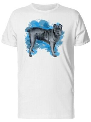 Lovely Cane Corso Dog Men's Tee -Image by Shutterstock