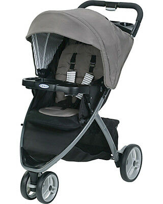 Graco Pace Click Connect Stroller - Pipp - New