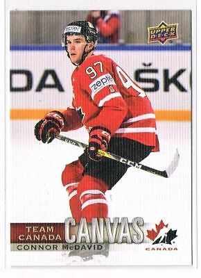 2017-18 Upper Deck Canadian Tire Team Canada Canvas #TCC1-TCC55 U-Pick