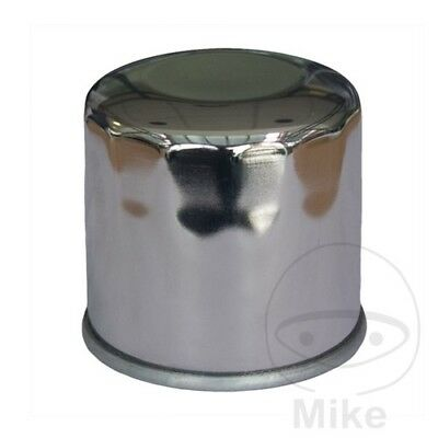 Oil Filter Chrome Hiflo HF204C Kawasaki VN 1600 A CLASSIC 2004