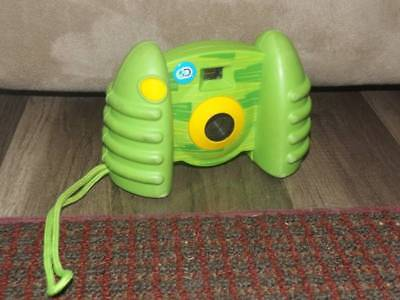 2012 Discovery Kids Green Digital Camera Video