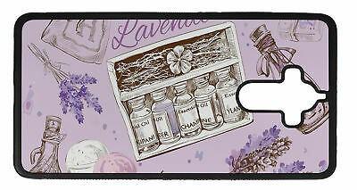 Phone Cover Case suitable for Huawei Mate 9 Plus Flower  Lavender