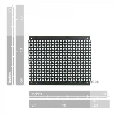 Sure Electronics DE-DP11211 P7.62 24X16 Green LED Dot Matrix Unit Board LED