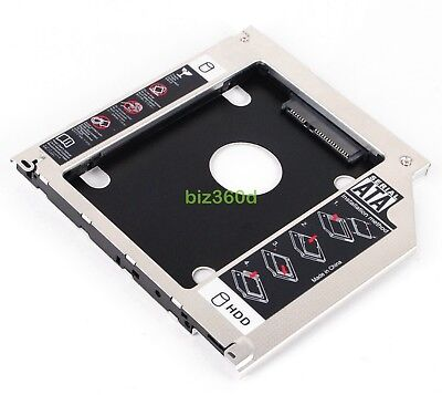 "2.5"" 9.5mm SATA to SATA 2nd SSD HARD DISK DRIVE Caddy For MACBOOK /MACBOOK PRO"