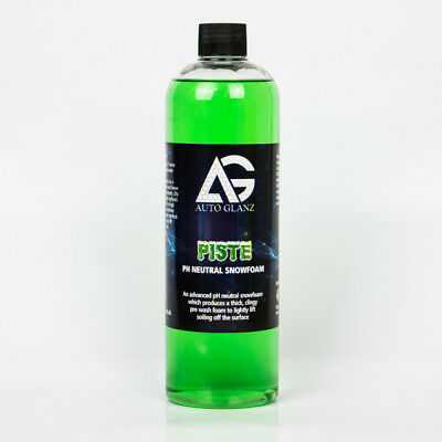 Piste Ph Neutral Snowfoam (1000 Ml) Autoglanz