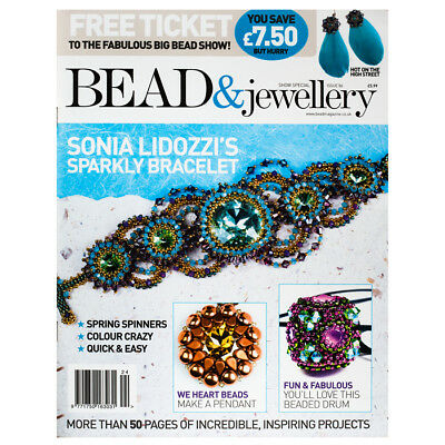 Bead & Jewellery Magazine | Show Special 2018 (Issue 86) (D24/10)