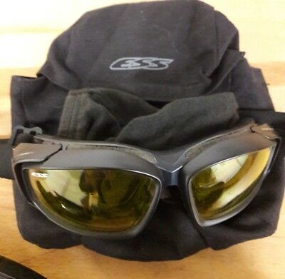 ESS-Advancer V12 Schutzbrille, SAS