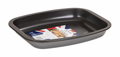 Non-Stick Kitchen Cooking Cookware Oven Pan Strong Baking Roasting Tin Tray