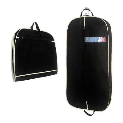 Suit Dress Coat Garment Bag Dust Cover Folding Protector Travel Carrier Hand Bag