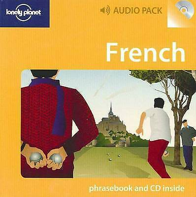 French Phrasebook by Lonely Planet Publications Ltd (Hardback, 2009)