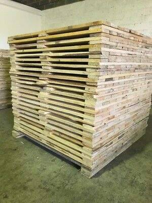 PALLET OF TIMBER - 363 PC;(22mm X 98mm X 1200mm) £295.00 - £0.81/pc (FREE DEL)