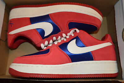 promo code 5c5ee 431c2 New Mens Nike Air Force 1 One AF1 BarberShop Scissors Shoes 488298-626 sz  7.5