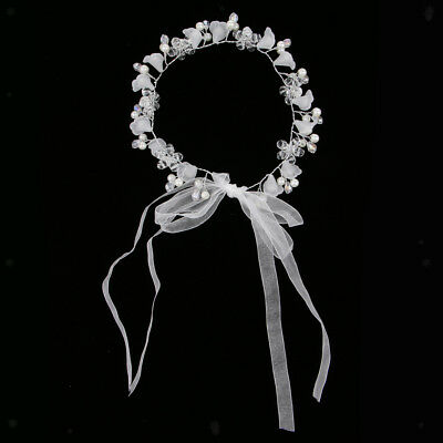 Wedding Headband for Bridal Headpiece Jewelry Crystal Women Hair Band