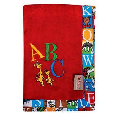 Trend Lab Dr. Seuss Alphabet Seuss Receiving Blanket Free MYTODDLER New