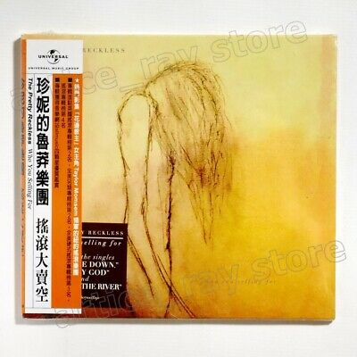THE PRETTY RECKLESS (Taylor Momsem) Who You Selling For Taiwan CD w/OBI 2016 NEW