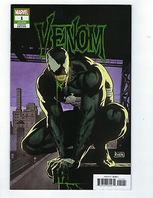 Venom # 1 Rivera 1:25 Variant Cover NM Donny Cates & Ryan Stegman Marvel