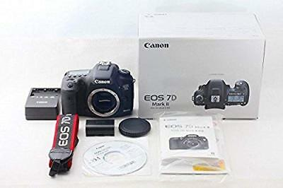 Canon EOS 7D Mark II Digital SLR Camera (Body Only) Shutter:854