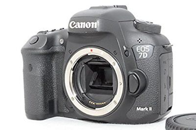 Canon EOS 7D Mark II Digital SLR Camera (Body Only) Shutter:468