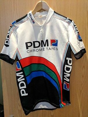 PDM Cycling Jersey - Postage Free - Please read description for size 07bad9e09