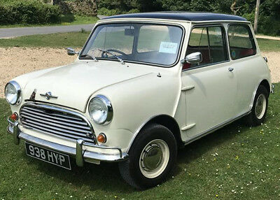 MORRIS MINI COOPER 997 ~ Speedwell Conversion  ~ Early Mk1 Cooper , May 1962