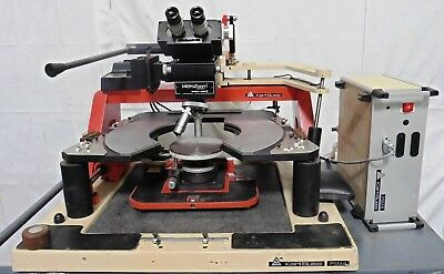 G150798 Karl Suss PSM 6 Wafer Probe Station, Bausch & Lomb MicroZoom Microscope