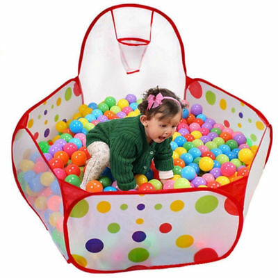 Tenda giochi per bambini / 200 Palle POP-UP gioco Piscina di Palline Playhouse