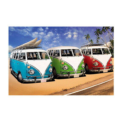 Home Decor 5D Diamond Painting Car Embroidery Cross Crafts Stitch DIY