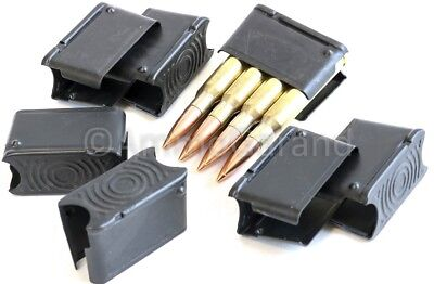 8 Pack NEW 8rd Clips ENBLOC 8 Round Rd Clip for M1 Garand Orig US  *FREE Ship