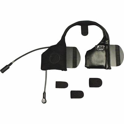 J And M Performance Series HJC/Harley Half Helmet Integrated Headset