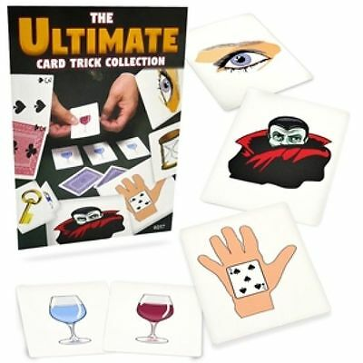 The Ultimate Card Trick Collection Paul Hallas Magic Makers Packet Tricks Gaff