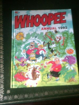Whoopee Annual 1992, Published 1991, Vintage Comic Book