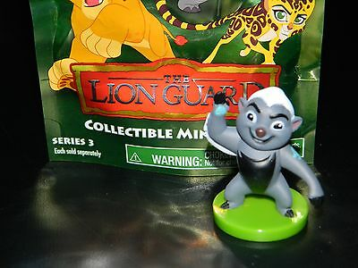 Disney The Lion Guard Collectible Mini Figure Series 3 Bunga