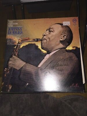 Johnny Hodges LP The Smooth One Doppelalbum