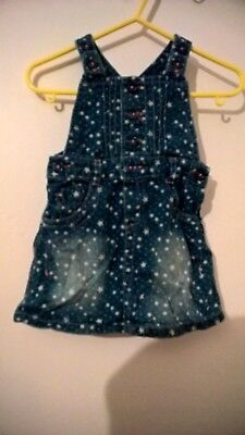 Whites And... Excellent Condition 6-9mths Dress Bundle Of 5 Items Baby Girl
