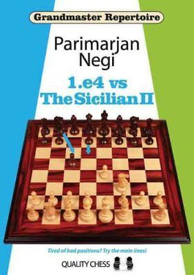 1.e4 vs the Sicilian II by Parimarjan Negi 9781907982576 (Paperback, 2015)