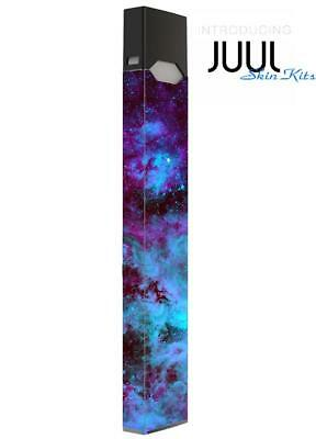 Skin Decal Wrap for JUUL4  Protective Vinyl Cover Sticker Kit Galaxy