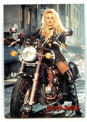 Barb Wire - P1 - Pamela Anderson - Promo Card