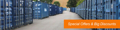 self storage units containers in slough berkshire 20ft 10ft all sizes from £39pm
