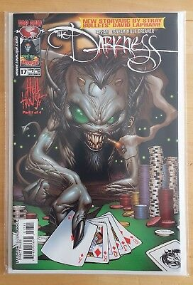 The Darkness Vol.2 #17 (2004) - Dale Keown Cover - Topcow / Image Comics **nm**