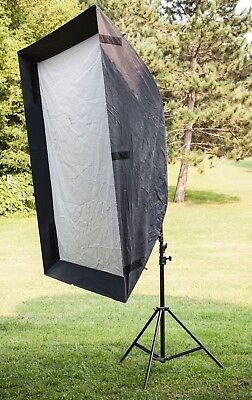 "Chimera Large Super Softbox 54"" x 72"" Silver Interior with Bag"