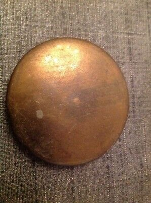 Antique Brass Pendulum Bob 110g 55mm Diameter  For Spare Parts