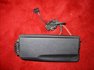 saab 9-3 93 engine bay fuse box with lid cover 2 0t 1 8t