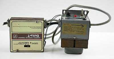 Edwards GS Solar Water Heat Power Supply & Delta-T Differential Thermostat Heavy