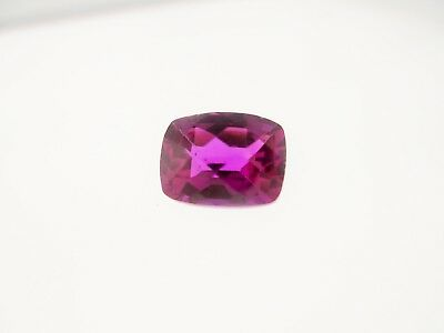 3.0ct Loose Faceted Cushion Cut Genuine Lab Created Alexandrite 9 x 7mm