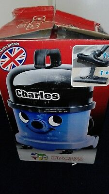 Numatic Charles 1200w CVC370 110V Wet & Dry Site Vacuum Cleaner Hoover 110 Volt